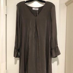 Gray Amanda Uprichard dress - brand new!